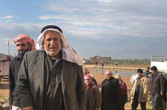 В Сирию за сутки вернулись более 1,2 тысячи беженцев из Иордании и Ливана