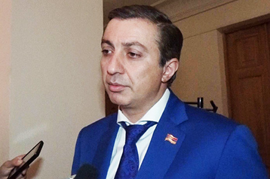 Confiscations made from ex-MP Mihran Poghosyan's mansion and former office