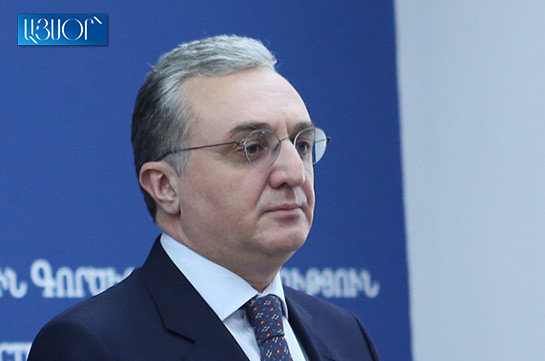 Main issue of Karabakh conflict settlement is the security of 150,000 people: Armenia's FM