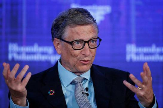 Состояние Билла Гейтса превысило сто миллиардов долларов