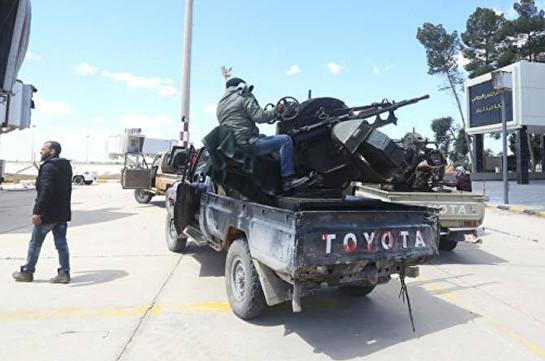 Լիբիայում բախումների հետևանքով զոհերի թիվը հասել է 220-ի