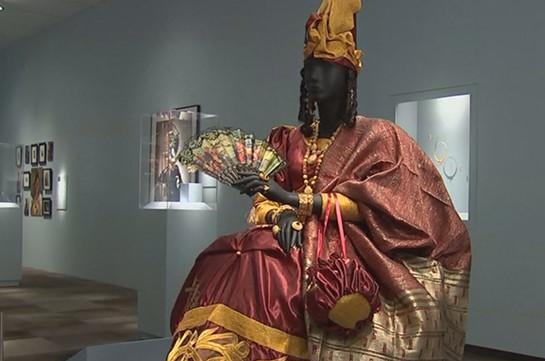 Վաշինգտոնում ներկայացրել են սենեգալցի հարուստ կանանց զարդերը