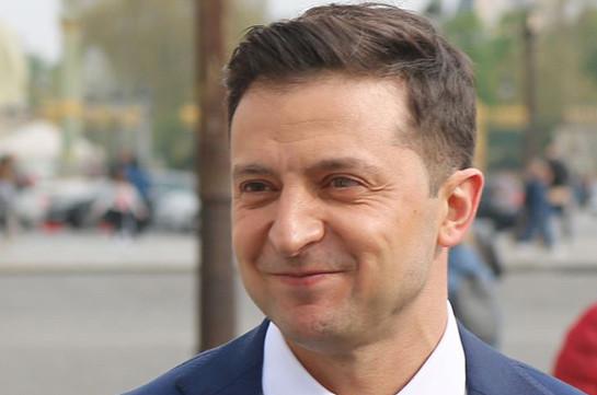 Зеленский набирает 73,18% голосов после обработки 90,25% протоколов