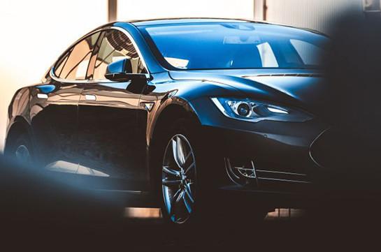 Չինաստանի ավտոկայանատեղիում Tesla-ի պայթյունի տեսանյութը հայտնվել է համացանցում