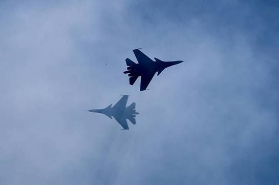 Российскую авиабазу в Армении перевооружат на истребители Су-30СМ