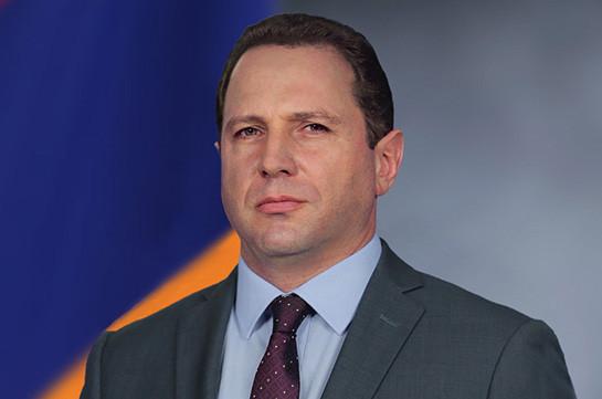 Глава Минобороны Армении в Москве участвует в международной конференции по безопасности