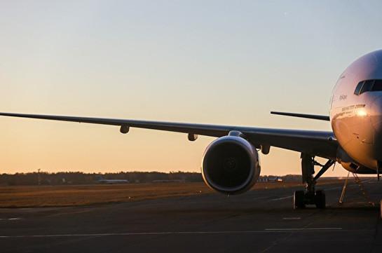Самолет Nordwind Airlines из-за плохого самочувствия гражданки Армении экстренно сел