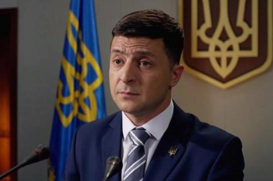Зеленский запустил в фейсбуке опрос о досрочном роспуске Рады