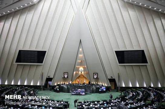 Парламент Ирана ратифицировал законопроект о признании CENTCOM террористами