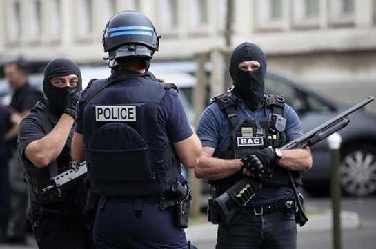 Ֆրանսիական Լուրդում հատուկ ջոկատայինները գործողություն են իրականացնում