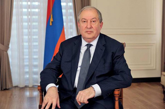 April 24 is the day of lamentation but also the day of revival: Armen Sarkissian