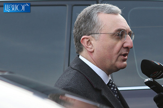 News coming from Ankara not encouraging: Armenia's FM on normalizing relations with Turkey