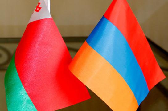 Armenia, Belarus approve 2019 bilateral military cooperation plan