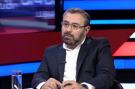 Партия «Решение гражданина» обратилась к генпрокурору с требованием начать уголовное преследование в отношении Гагика Царукяна
