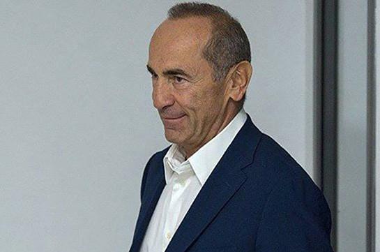 Роберт Кочарян намерен присоединиться к борьбе против новых властей – Reuters