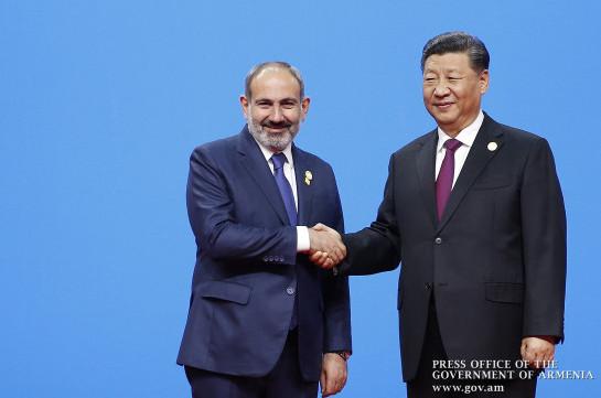 Այսօր Հայաստանը կայուն կառավարմամբ դինամիկ զարգացող երկիր է, որն ունի կենսունակ տնտեսություն. Նիկոլ Փաշինյանը՝ Չինաստանում