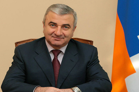 Artsakh's presidents letter not aimed at influencing on the trial, just a result of humane, friendly relations: Artsakh NA speaker