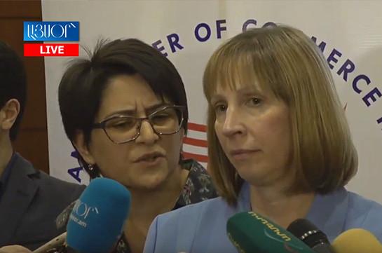 Democracy in Armenia is stronger than ever: U.S. Ambassador