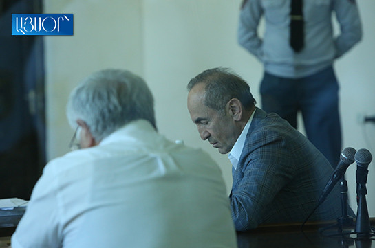 Extract on involvement of close people in developments aims at injecting poison to people's minds: Kocharyan