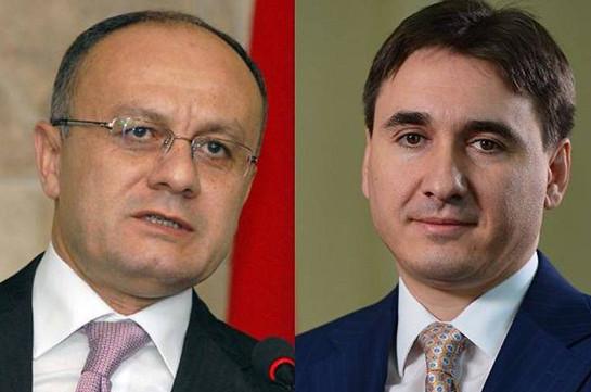 В суде представлены показания обвиняемых по делу 1 марта Сейрана Оганяна и Армена Геворкяна