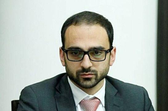 Тигран Авинян: В отношениях Армения – Арцах не может возникнуть каких-либо проблем