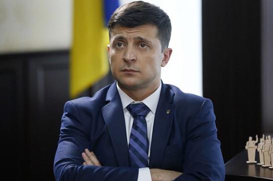 Инаугурация Зеленского пройдет 20 мая
