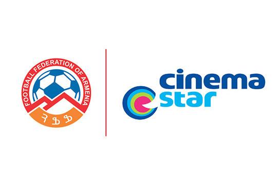 Հայաստանի ազգային հավաքականի հանդիպումներն այսուհետ կարելի է դիտել «Սինեմա Սթար» կինոթատրոնների մեծ էկրաններին