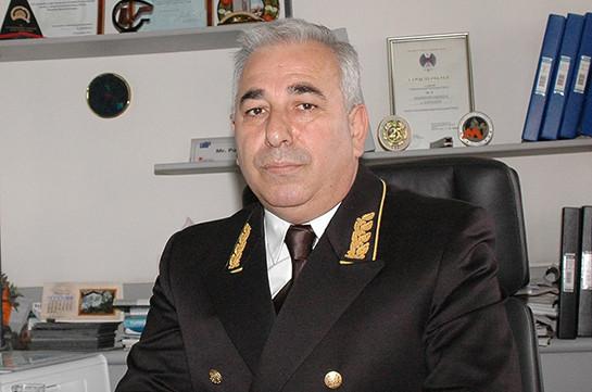 Директор Ереванского метрополитена уволился по личному желанию