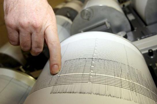 На северо-востоке Китая произошло землетрясении магнитудой 5,1