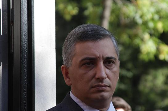 Ավտոմեքենայի զննության գործընթացը որևէ առնչություն չի ունեցել Վիտալի Բալասանյանի հետ. Ոստիկանություն