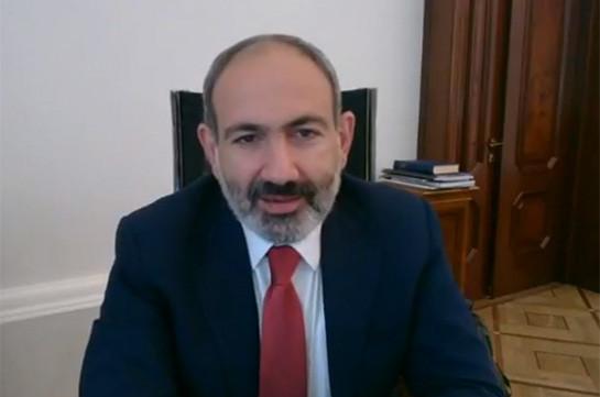 Прошу с 13:30 снять блокаду судов – премьер-министр Армении