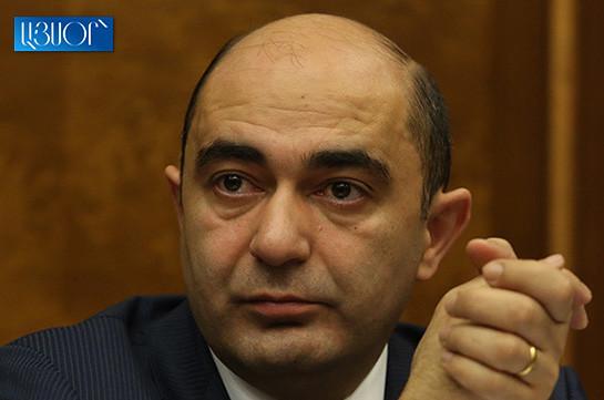 Էդմոն Մարուքյանի խմբակցությունը ԱԺ արտահերթ նիստ հրավիրելու համար ստորագրահավաք է նախաձեռնել