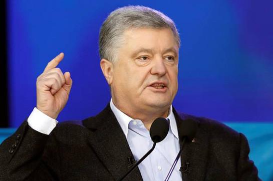 Պորոշենկոն մտադիր է մասնակցել Ուկրաինայի նախագահի հաջորդ ընտրություններին