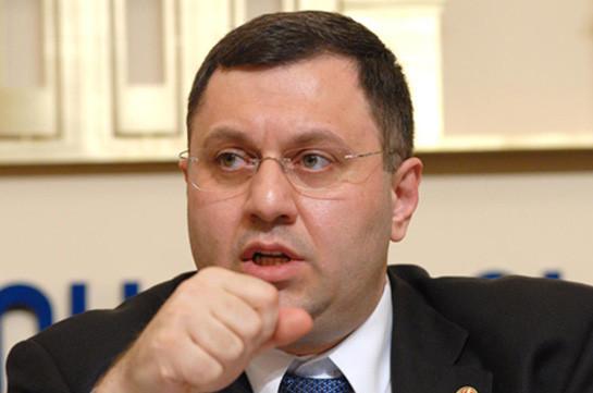 В Армении низкая и управляемая инфляция – Нерсес Ерицян