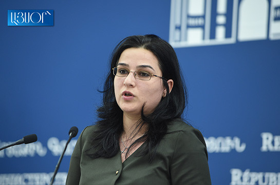 All for all principle must not be a way to justify impunity: Anna Naghdalyan