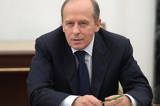 У террористов есть химоружие и беспилотники, заявил глава ФСБ