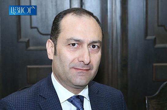 Веттинг не направлен против какого-либо конкретного судьи – Артак Зейналян