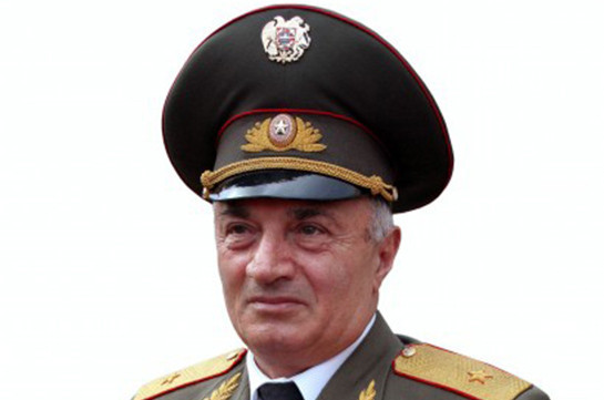 Hero of Artsakh, major-general Arkady Ter-Tadevosyan marks his 80th jubilee
