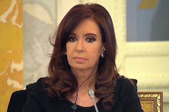 В Аргентине прошли первые слушания по делу экс-президента Киршнер