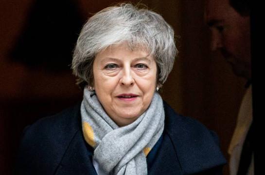 Բրիտանացի լեյբորիստները կոչ են արել Մեյին՝ Brexit-ի մասին օրինագիծը քվեարկության չդնել խորհրդարանում