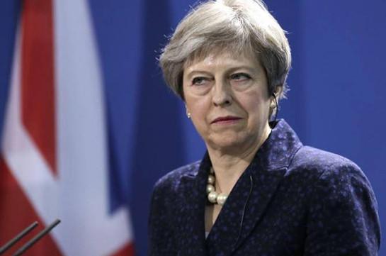 Мэй объявит об отставке 24 мая на фоне разногласий с правительством по Brexit