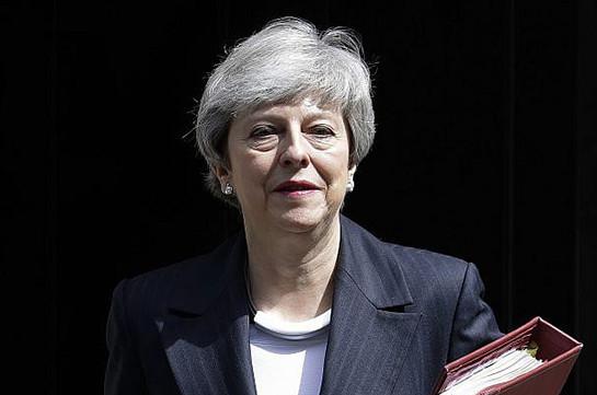Մեծ Բրիտանիայի վարչապետը հունիսի 7-ին հրաժարական է տալու