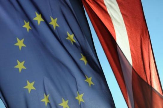 В Латвии началось голосование на выборах в Европарламент