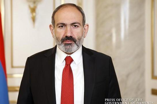Никол Пашинян направил поздравительное послание королю Иорданского Хашимитского Королевства Абдалле Второму