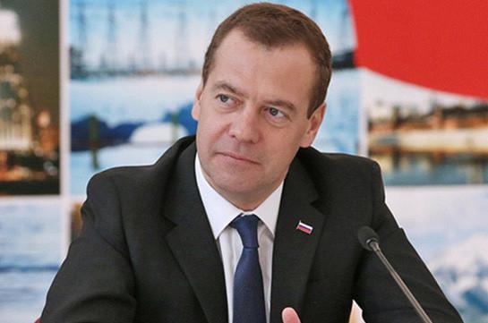 Медведев допустил возможность расширения ЕАЭС