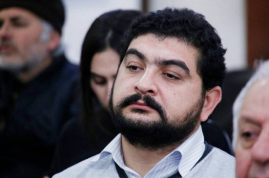 Actor Arman Navasardyan elected director of Pan-National Theatre