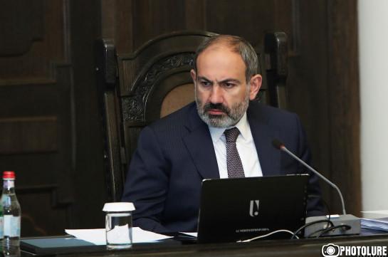 Премьер-министр Армении о «людях в черном» и жестком контрударе
