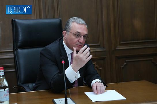 EU headed for afford 65 million Euro backing headed for Armenia: FM