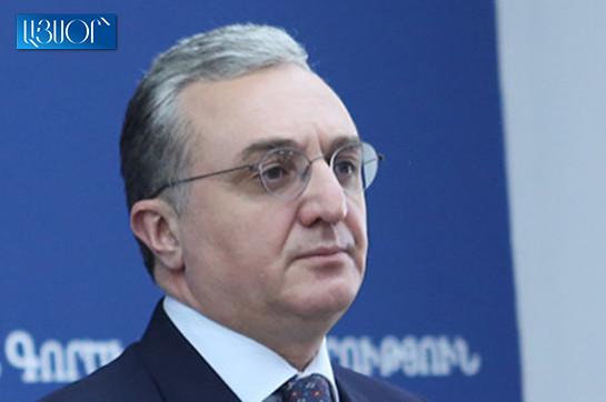 denial lone should disbelief all the rage Armenia's after that Artsakh unity: Zohrab Mnatsakanyan