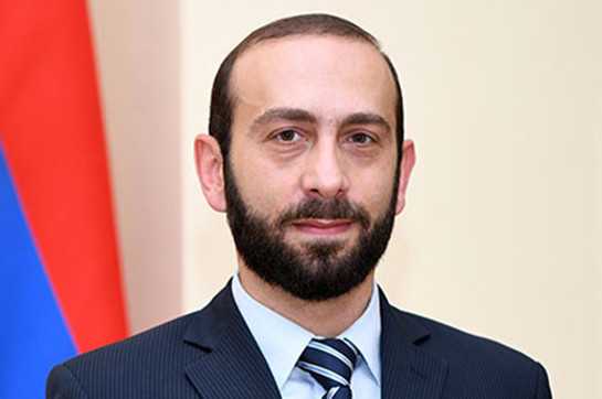 assignment Led as a result of Ararat Mirzoyan is en route for abandon designed for monarchy of Sweden